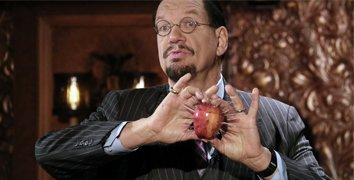 Celebrities, Weight Loss and Penn Jillette's New Vegan Diet